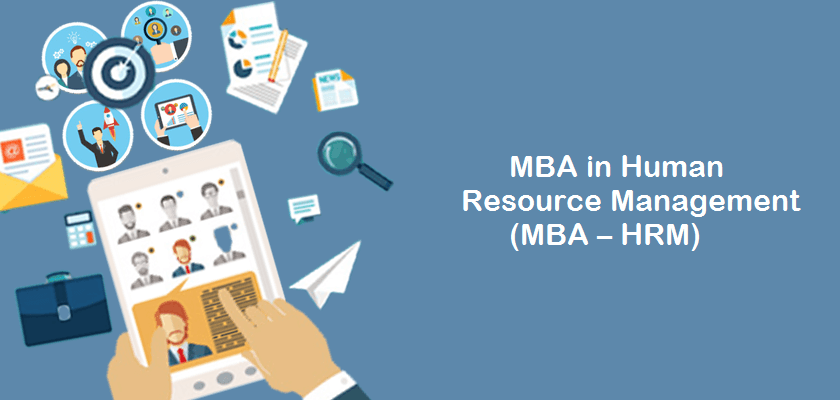 nmims distance mba human resources management