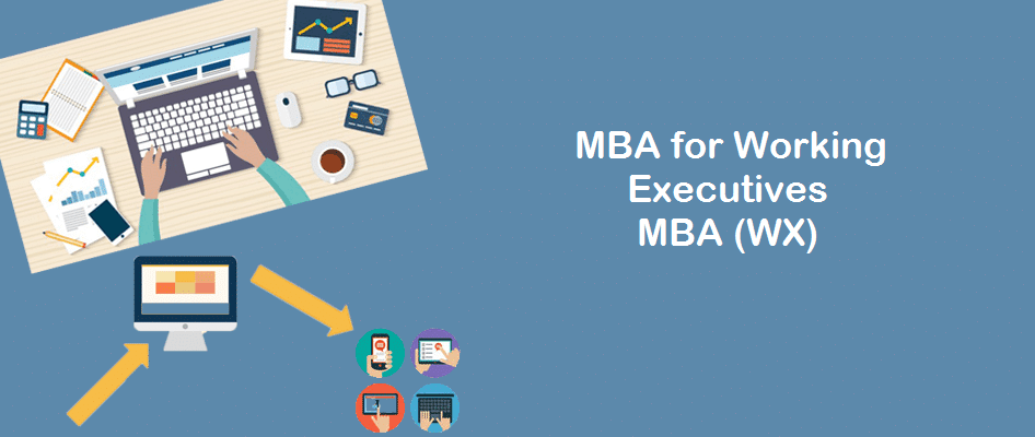NMIMS Executive MBA for Working Executives: MBA (WX)